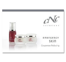 couperose emergency skin