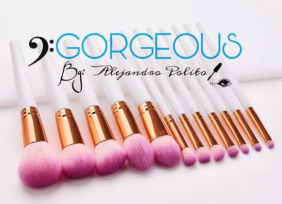 Premium Gorgeous Brush Kit (12 brushes)