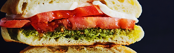Tasty Breakfast Sandwiches!
