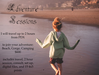 Introducing Adventure Sessions