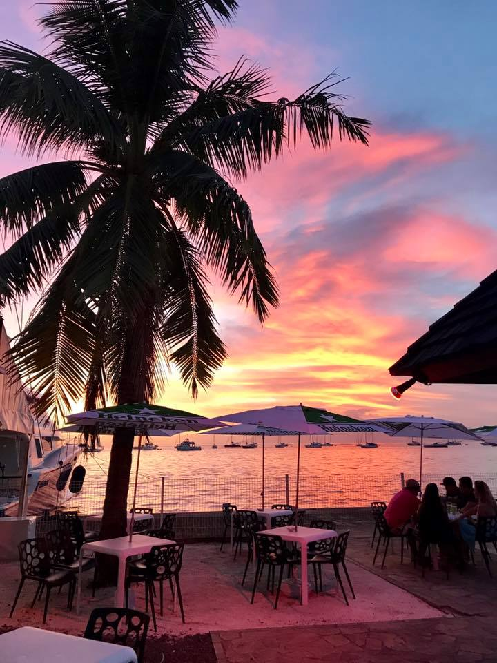 Pink Coconut Tahiti
