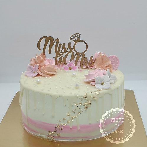 Ms to Mrs Pineapple Cake