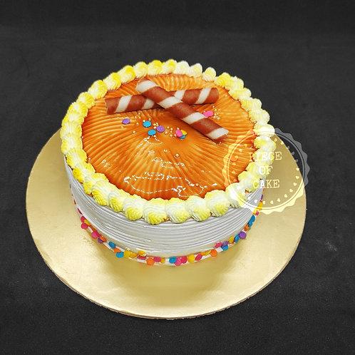 Butterscotch Mini Cake