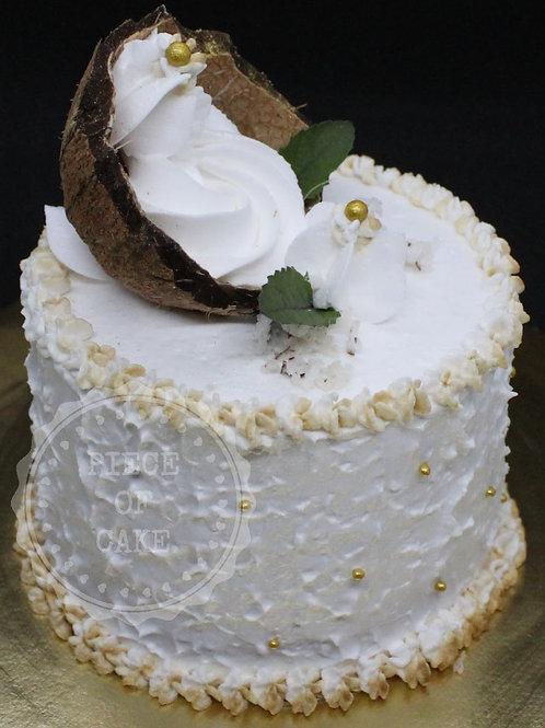 Coconut Mini Cake