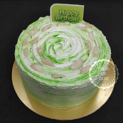 Custard Apple (Sitaphal) Cake