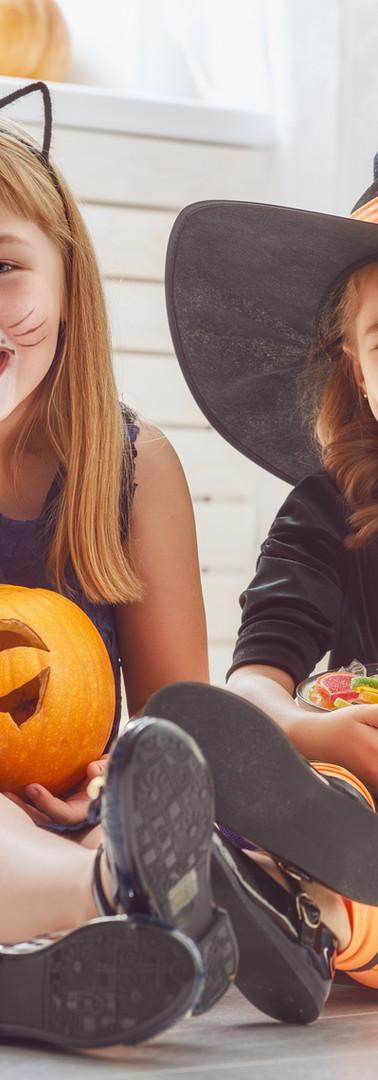 Halloween bij Preschool