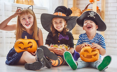 Halloween - Children - L'Atelier d'Anglais