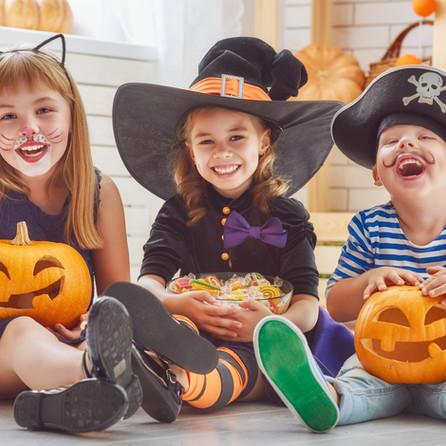 Spooky Sensory Activities!