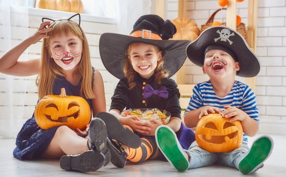 Celoroční Halloween