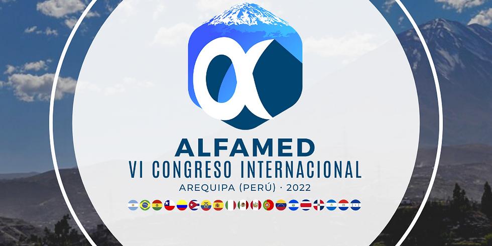 Inscripción VI Congreso Internacional Alfamed 2022