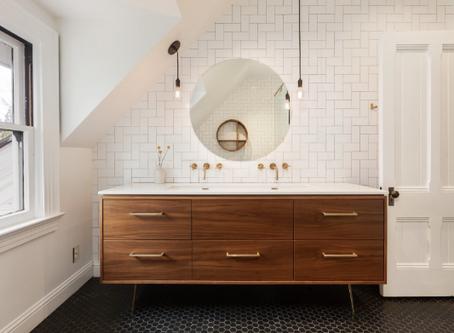 Fairhaven Mid-Century Bath Design & Inspiration