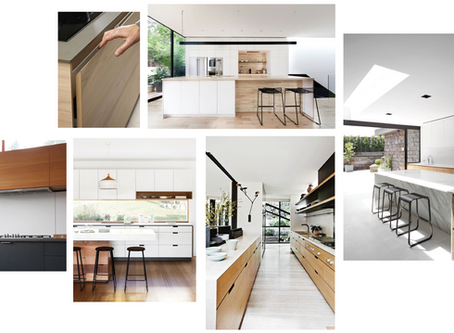 Before:  SW Modern Kitchen & Preliminary Design