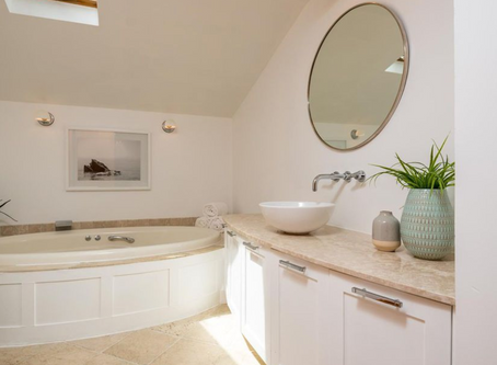 Project Reveal: Introducing the Fairhaven Mid-century Bath