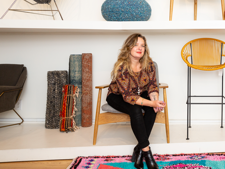 WD Spotlight:  Sasha Goldstein, SMG Collective