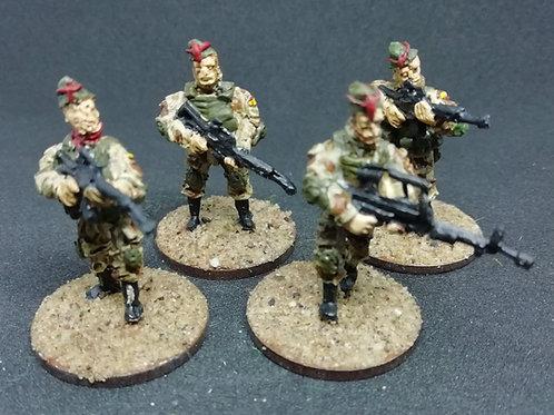 Spanish Legion Infantry