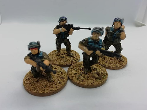 Italian Infantry Support