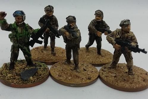British Army Gurkha's