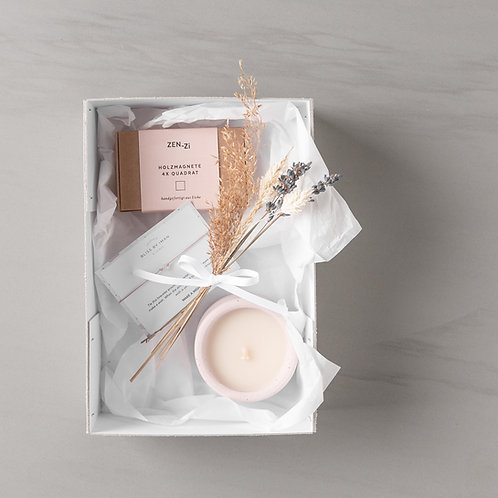 "gift box ""lovely home"""