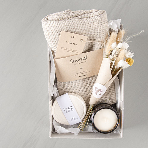 "gift box ""cozy home"""