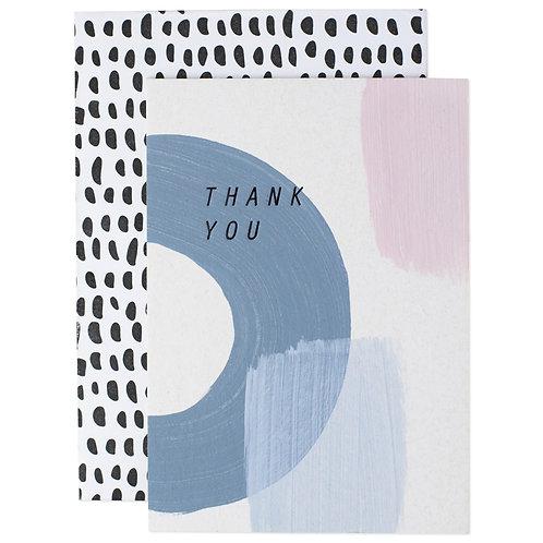 """""""THANK YOU"""" MINI CARD"""