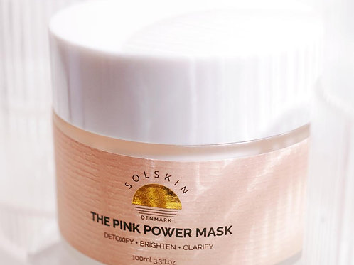 The Pink Power Mask