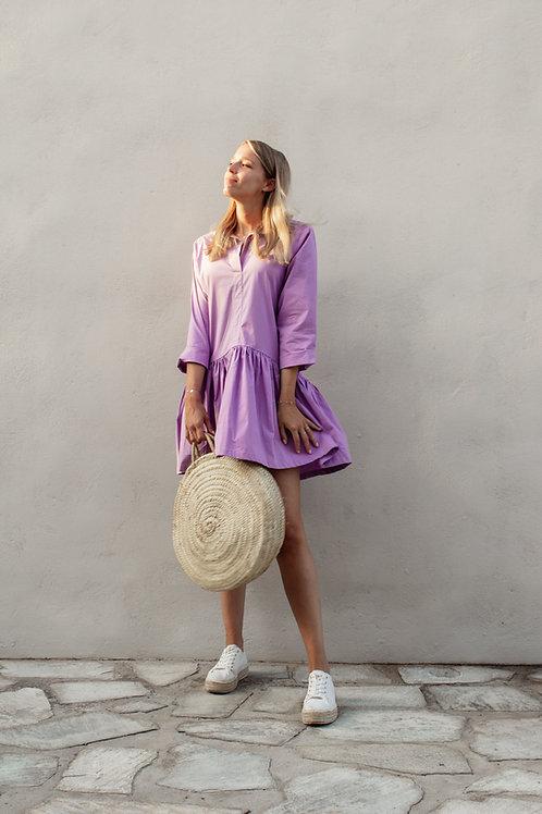 MIA summer dress lilac