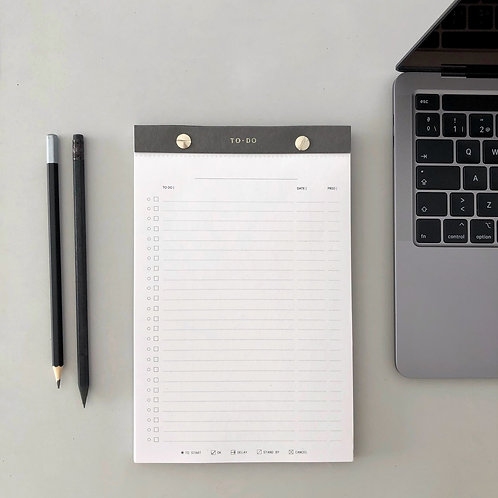 TO DO · NOTEPAD