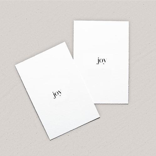 card joy