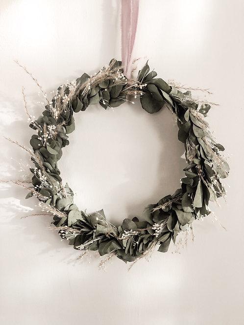 eucalyptus wreath Ava