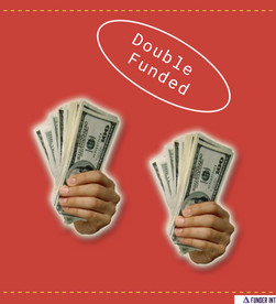 Double Funding and Proud: A Funder's Message