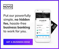 Novo: The Neo Bank for SMBs