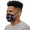 Thumbnail: I AM BLESSED Face Mask With Pocket For Filter or Napkin