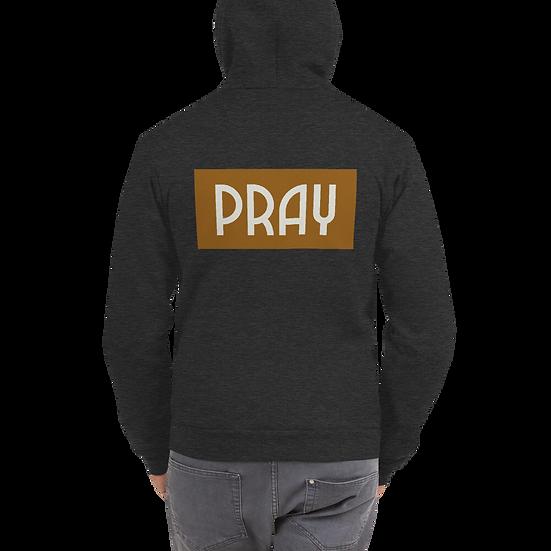 PRAY Zip Hoodie sweater