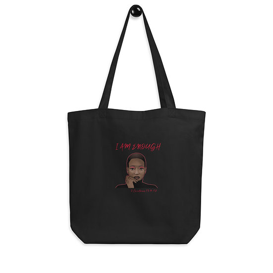 I Am Enough Eco Tote Bag