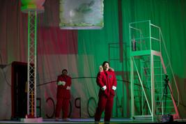 As Daisy in Anthropocene, Scottish Opera (photo James Glossop)