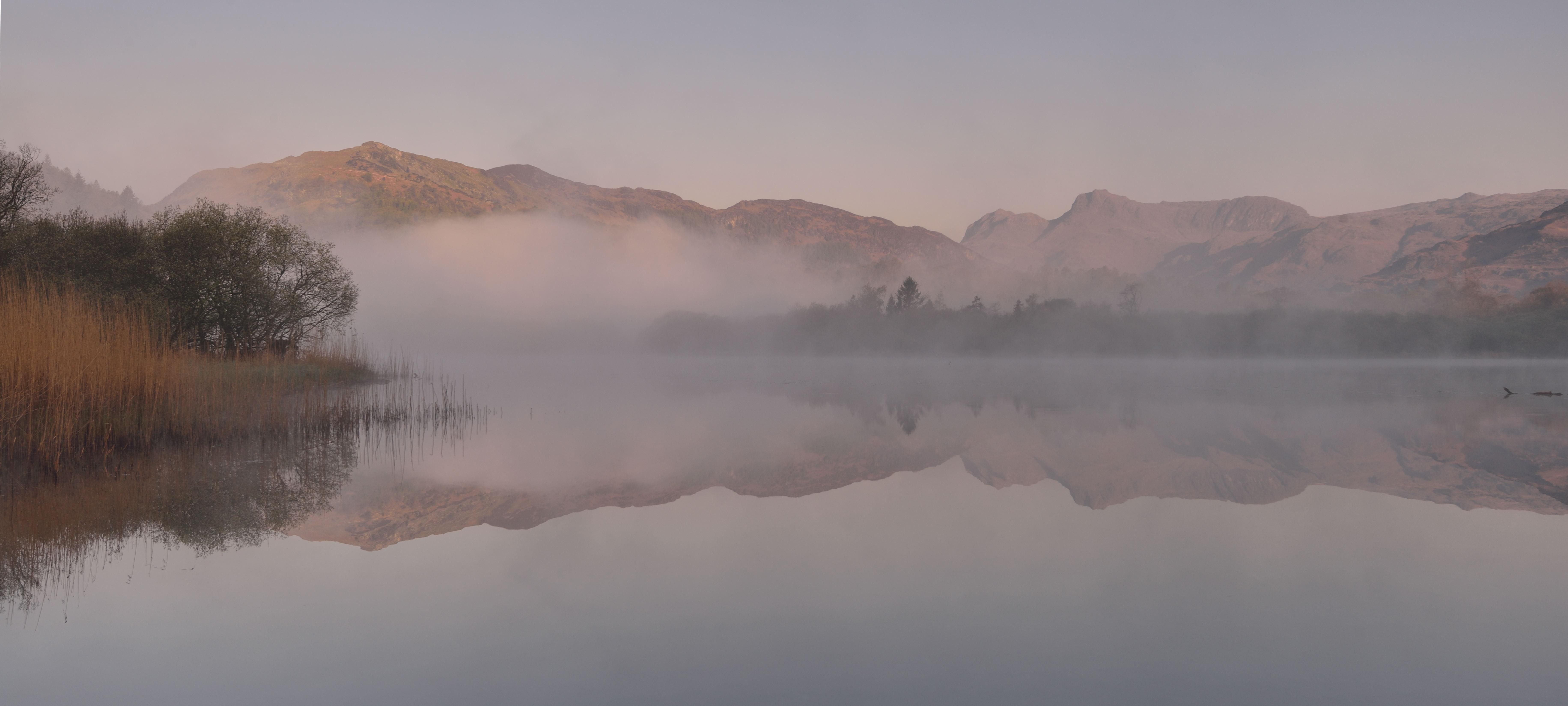 Elterwater panorama