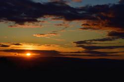 054/365 Crazy sunset