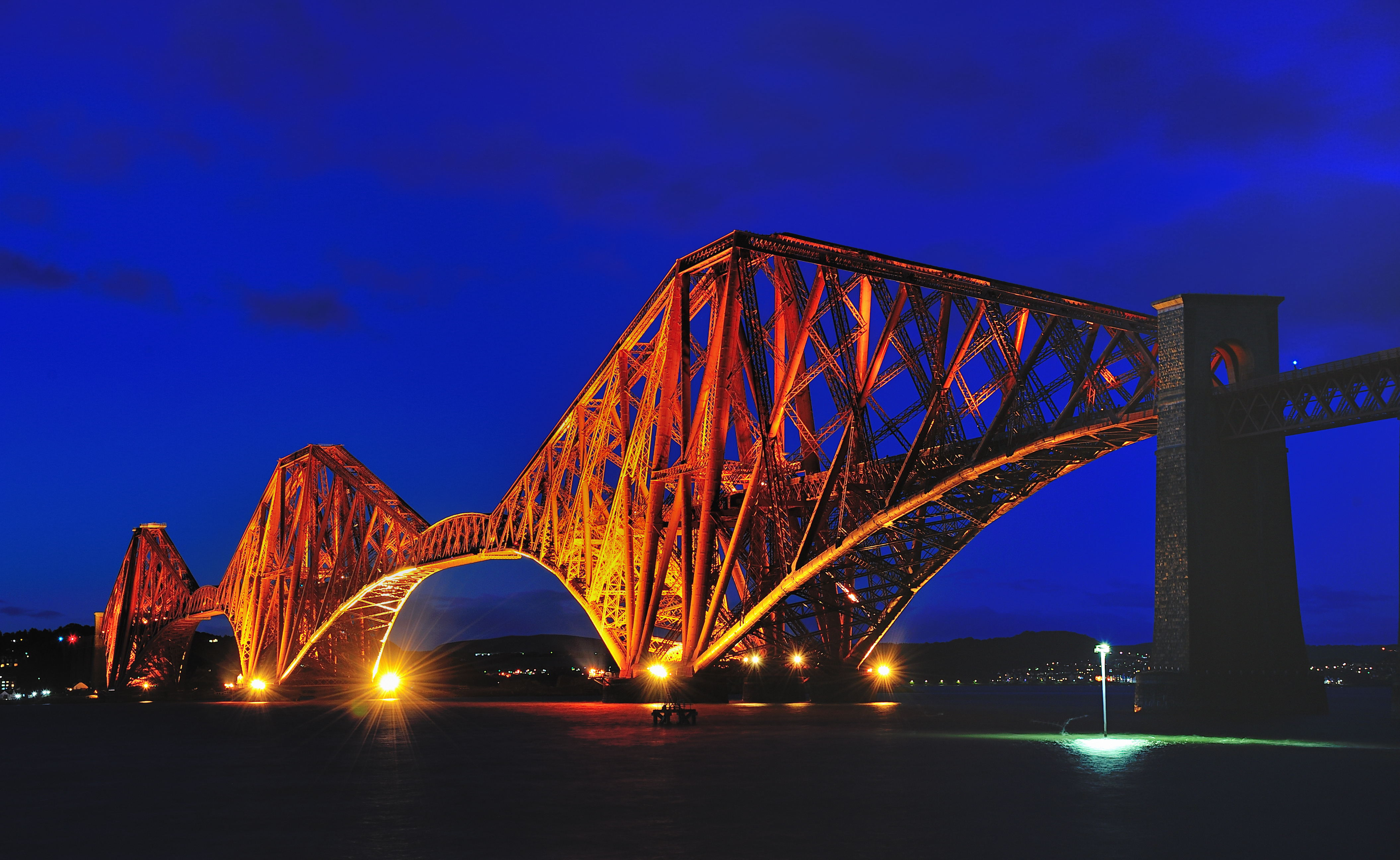 Forth at night