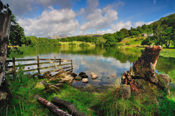 Tranquil Loughrigg