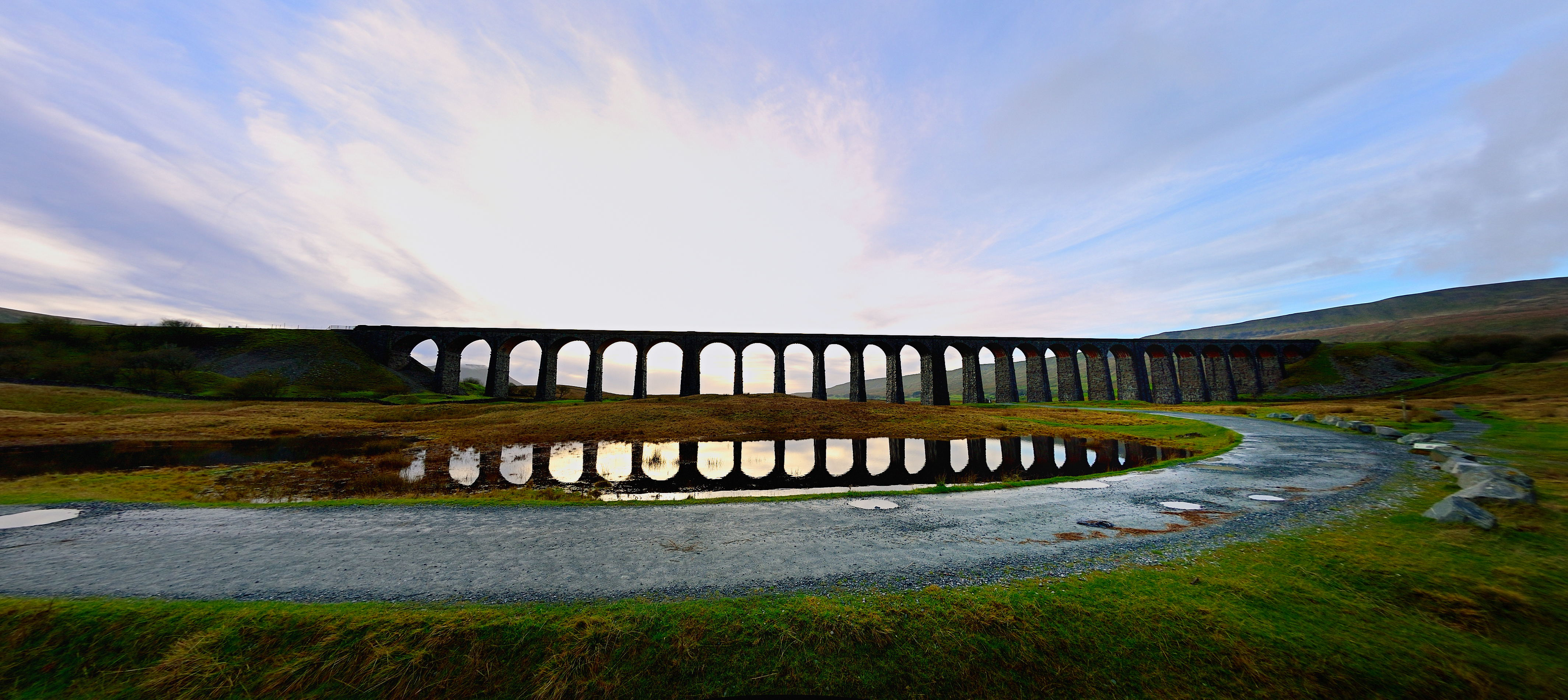 235235/365 Ribblehead reflections