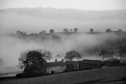 202/365 Ridge above the mist
