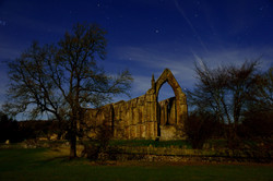 340/365 Moonlit Abbey