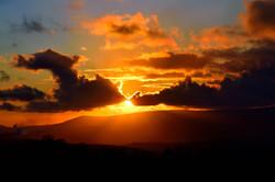 349/365 Drama at sunset