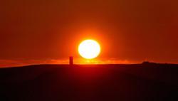 360/365 Tower sunrise