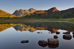 The stillness of dawn
