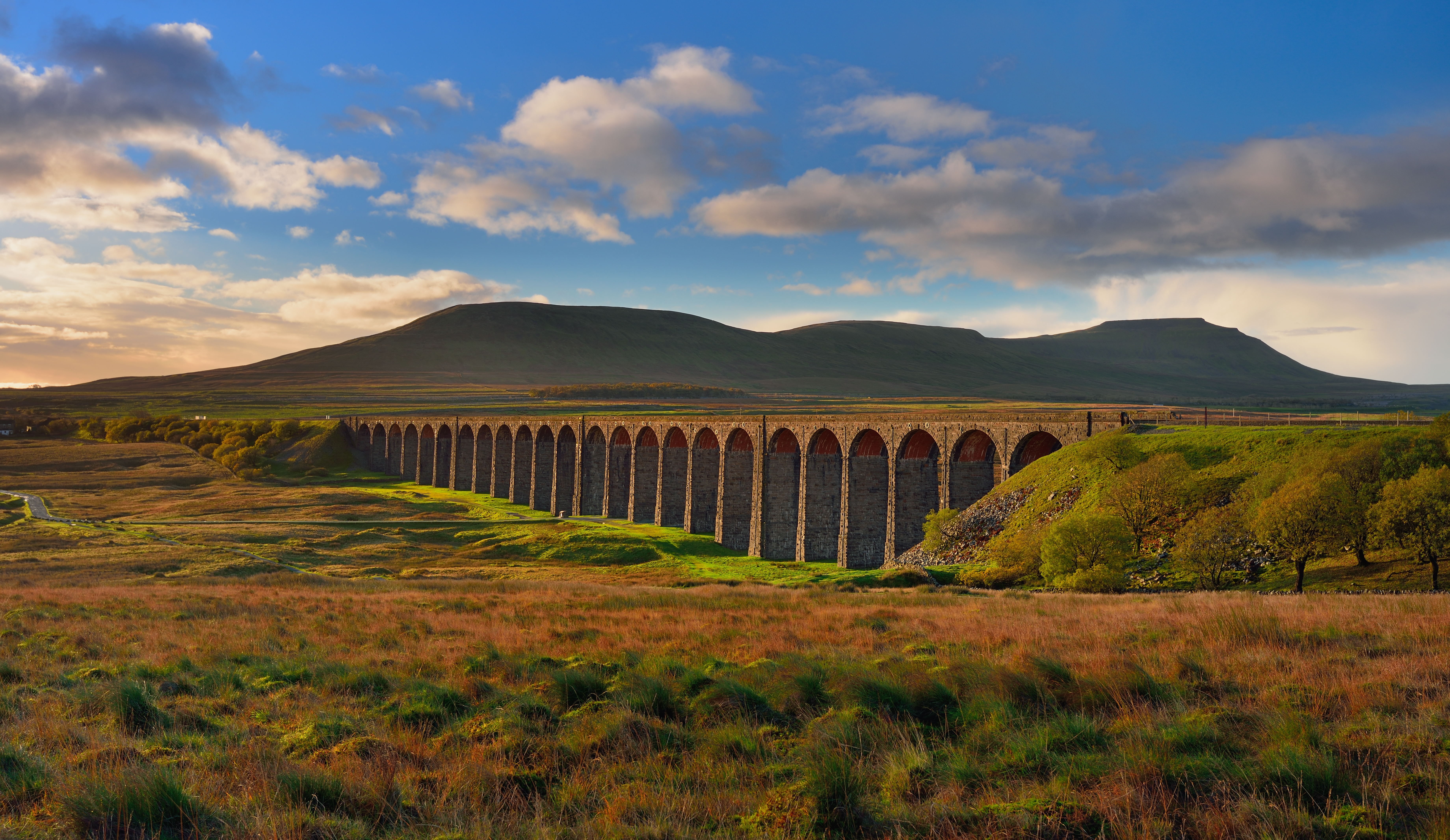 Autumn at Ribblehead