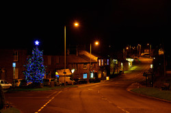 257/365 Christmas in Chatburn