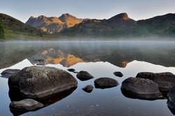 Mist reflection