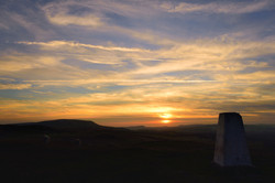 165/365 Autumn sunset