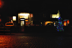 Barley Mow - Christmas is approaching at the Barley Mow in Lancashire